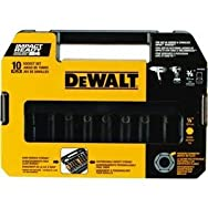 Black & Decker/DWLT DW22838 10-Piece 3/8