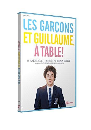 Garçons et Guillaume, à table ! (Les)   Gallienne, Guillaume. Acteur