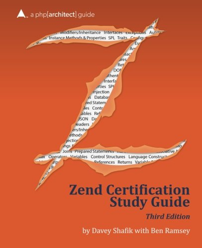 Zend PHP 5 Certification Study Guide: Third Edition