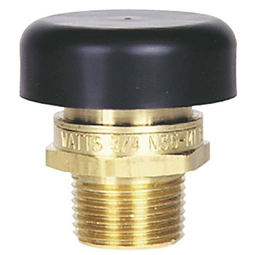 Low Lead Water Heater Vacuum Relief Valve by Watts (Vacuum Relief Valve Water Heater compare prices)