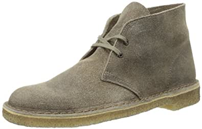 Clarks Originals Men's Desert Boot,Taupe Suede,6 M US