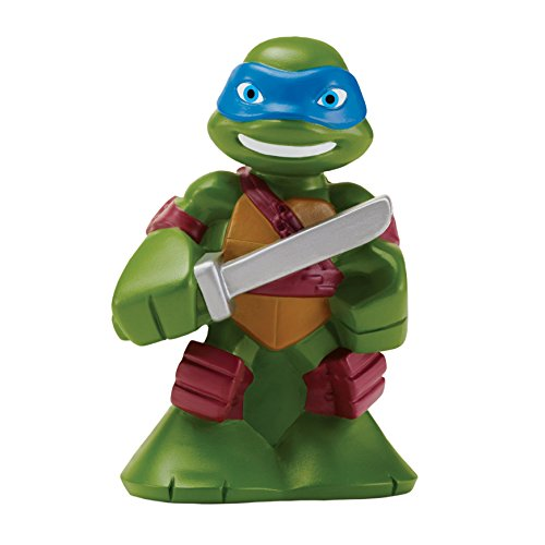 Teenage Mutant Ninja Turtles Pre-Cool Half Shell Heroes Leonardo Bathtub Squirter Figure Action Figure - 1