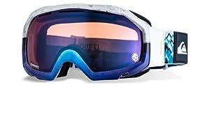 Quiksilver Men's Facet Orbi Mathieu Goggle - Navy Blue, One Size