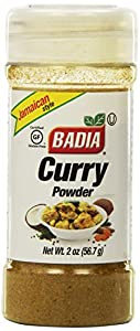 Badia Curry Powder, 2-Ounce (Pack of 12)