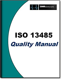 iso 13485 manual and procedures