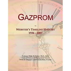 Gazprom History | RM.
