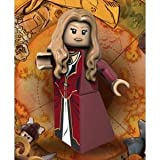 Elizabeth Swann Turner - LEGO Pirates of the Caribbean Minifigure