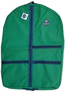 TOMARA Equestrian Garment Bag Show Bag (Green)