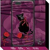 薔薇と猫 LADIES (6)(iPhone6/6Sケース) (緒弧ラボ)