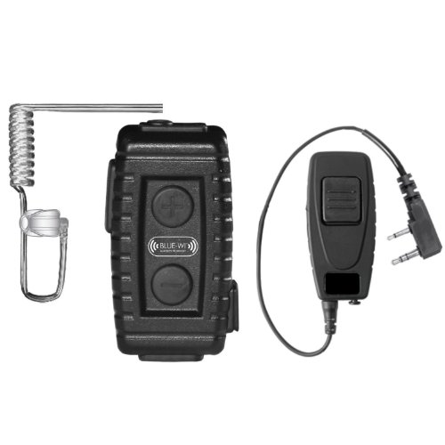 Blue-Wi Bw-Nt5001 Nighthawk Bluetooth Lapel Microphone