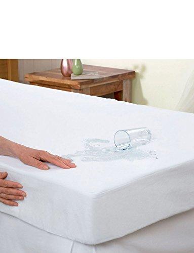Topliner-Wasserbett-Staubschutzauflage-IMMER-SAUBER-Schmutz-Auflage-Milbenschutzbezug-Protector-Encasing-Capliner-Wasserbetten-Zubehr-Grsse-180-200-x-200-220-cm
