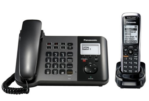 Panasonic KX-TGP550 SIP DECT Phone (Panasonic Tgp 550 compare prices)