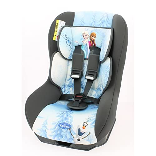 Disney Frozen Driver Car Seat (Upto 4 Years)