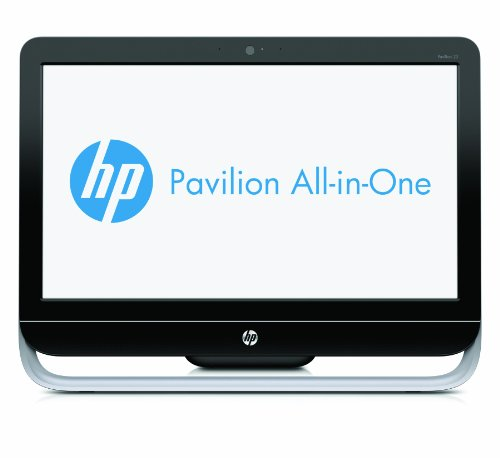 HP Pavilion 23-b030ea All-In-One Desktop PC (Intel Core i3 3.4GHz, 4GB RAM, 1TB HDD, Integrated NVIDIA GeForce 610M, Integrated Webcam, DVD-RAM, Windows 8) with 23 inch monitor