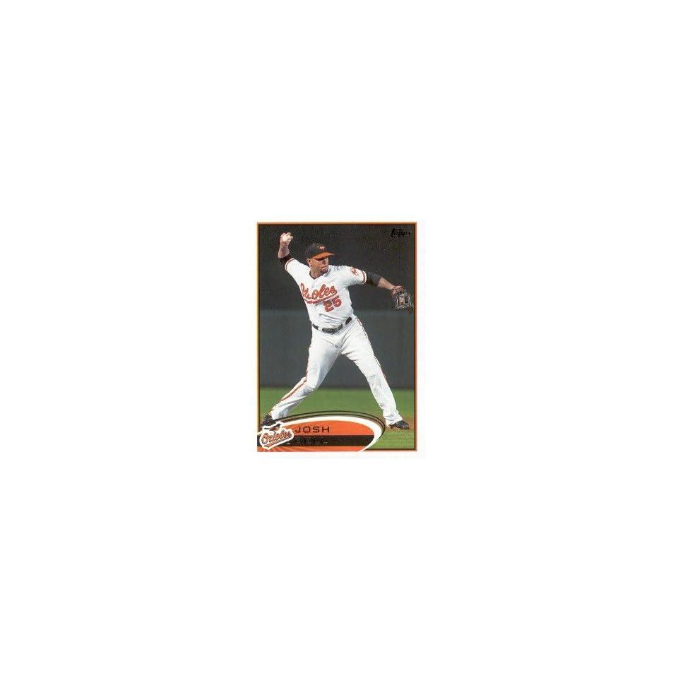 2012 Topps Baseball #121 Josh Bell MLB Trading Card
