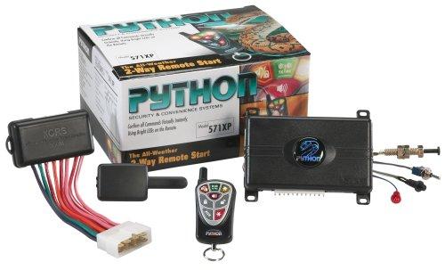 Python 571XP LED 2-Way Keyless/Remote Start System