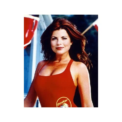 YASMINE BLEETH AS CAROLINE HOLDEN FROM BAYWATCH #5   COLOUR Movie