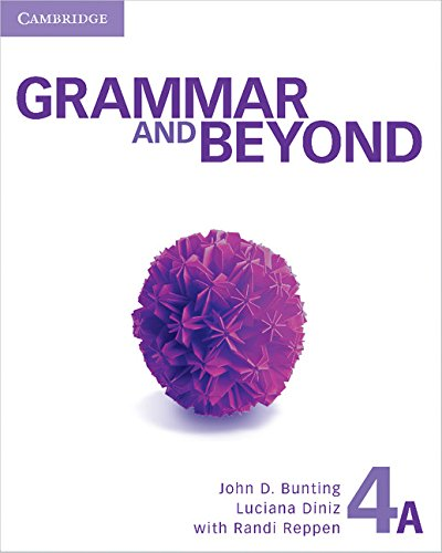 Grammar and Beyond 4 Student's Book A