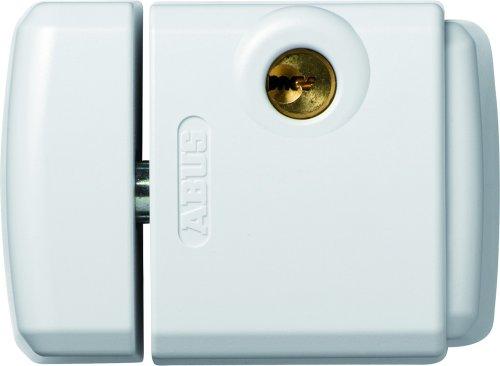 ABUS FTS3003 W AL 0125 Fensterschloss weiß gleichschließend, 317354