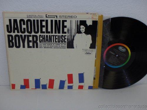 Jacqueline Boyer - Vinyl Raritäten 05 - Zortam Music