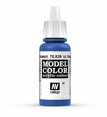 Vallejo Ultramarine Paint, 17ml - 1