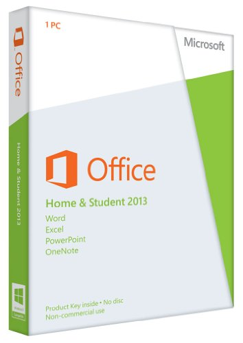 Office Home & Student 2013 Key Card 1PC/1User