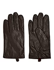 LEATHER GLOVES [T09-0911O-S]