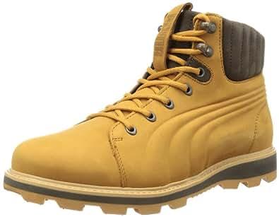 Puma Desierto Talos N 2 304559, Herren Sneaker, Braun (sudan brown-chocolate brown-team gold 02), EU 40.5 (UK 7) (US 8)
