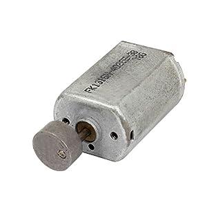 Mini vibration vibrating electric toys motor dc 1 5 6v for Small electric vibrating motors