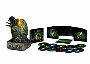 "Alien Anthology - Limited Edition ""Egg"" [Blu-ray]"
