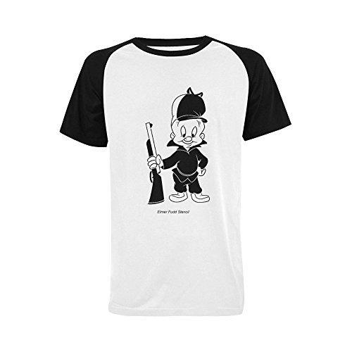 yu-ye-mens-elmer-fudd-raglan-short-sleeve-t-shirt-x-large