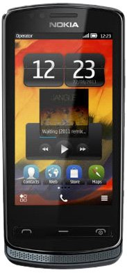 Nokia 700 Sim Free Mobile Phone - Black