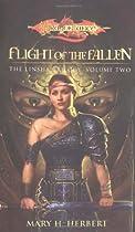 Flight of the Fallen (Dragonlance: Linsha Trilogy, Vol. 2)