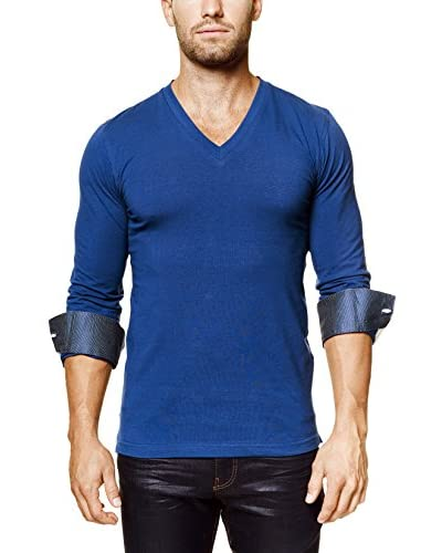 Maceoo Men's V-Neck Pullover