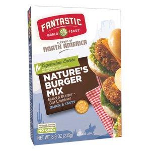 Fantastic Foods Nature Burger Mix