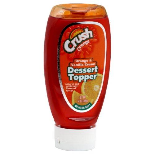 Orange Crush Orange Crush Dessert Topper, 12-Ounce (Pack of 4)