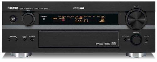 Home Cinema Yamaha 7.1 Yamaha Rx-v1500 7.1 Channel