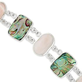 Stunning shell bracelet, available at Amazon.com
