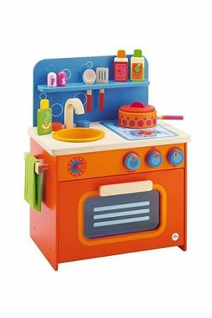 Sevi Küche mit Ofen