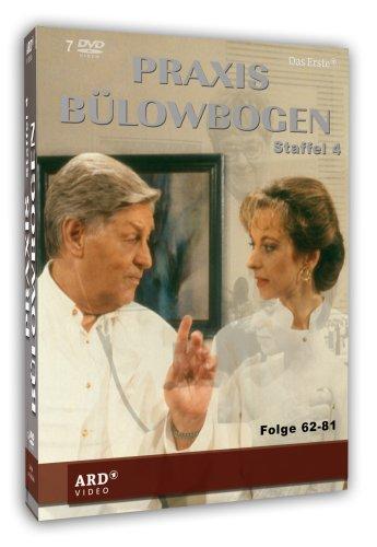 Praxis Bülowbogen Staffel 4 (7 DVDs)