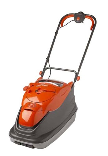 Flymo Vision Compact 330 1500W Advanced Grass Collecting Electric Hover Lawn Mower