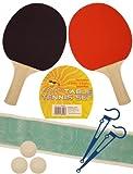 2 PLAYER TABLE TENNIS SET 2 Bats Net - Best Reviews Guide