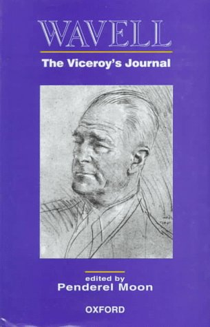 Wavell: The Viceroy's Journal