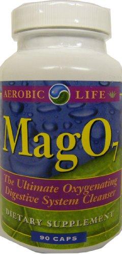 Mag 07 Oxygen Digestive System Cleanser 90 Cap - Aerobic Life