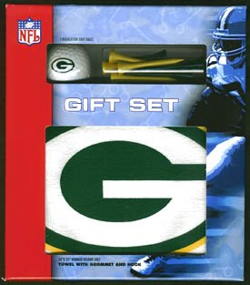 NFL Green Bay Packers Pro Team Pack