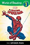 This is Spider-Man Level 1 Reader (World of Reading (Disney Early Readers)) [Paperback] [2012] Thomas Macri