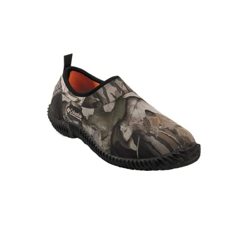 Columbia Sportswear Men's Mossy Oak Camo Duck Club Mini Boot, (Size 8
