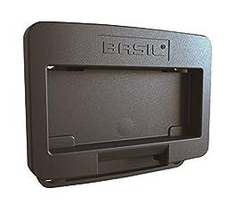 Basil Klickfix System Adapter Plate - Black