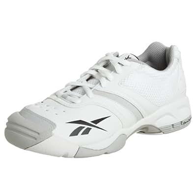 reebok s serve return tennis shoe white