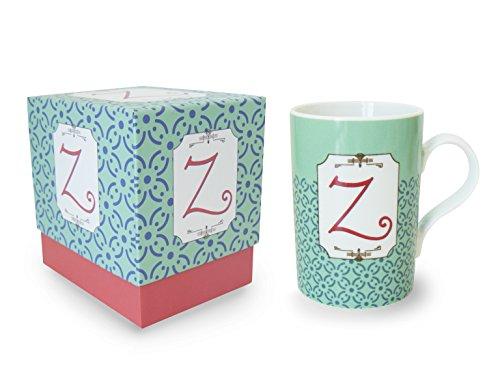 Rosanna 95399 Alphabet Studio Mug, Letter Z